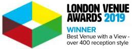 London Venue Awards Logo 2019