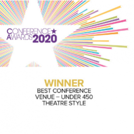 Conference Awards 2020 - Best conference venue